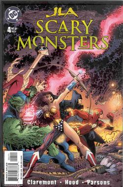 JLA: Scary Monsters #4