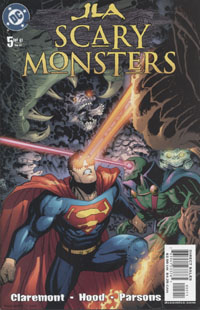 JLA: Scary Monsters #5