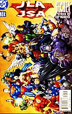 JLA/JSA: Secret Files & Origins #1