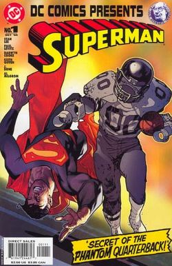 DC Comics Presents: Superman #1