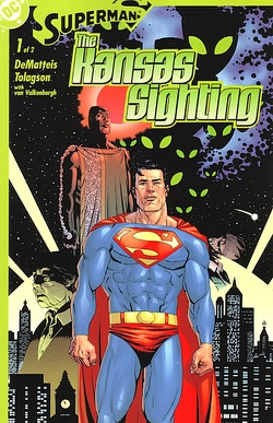 Superman: The Kansas Sighting #1