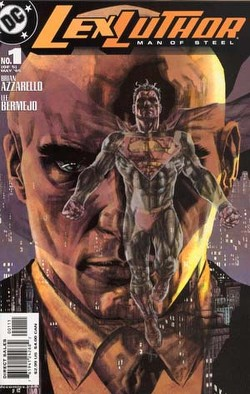Lex Luthor: Man of Steel #1