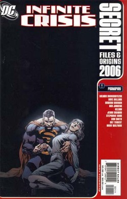 Infinite Crisis: Secret Files & Origins 2006