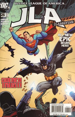 JLA: Classified #26