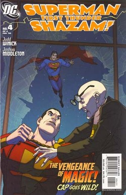 Superman/Shazam: First Thunder #4
