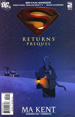 Superman Returns: Ma Kent