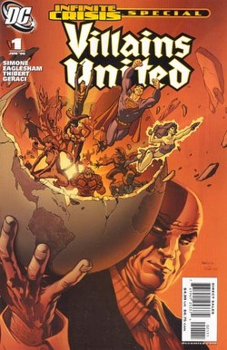 Villains United - Infinite Crisis Special