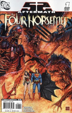 52 Aftermath: Four Horsemen #1