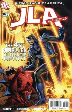 JLA: Classified #34