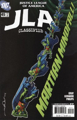 JLA: Classified #45