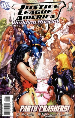 JLA Wedding Special #1