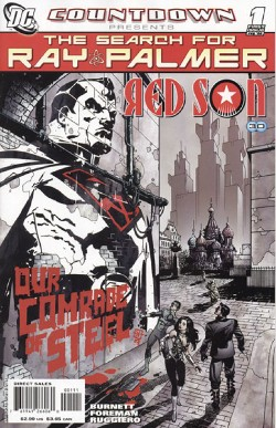 Countdown Presents: The Search for Ray Palmer - Red Son #1