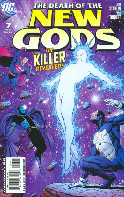 Death of the New Gods #7