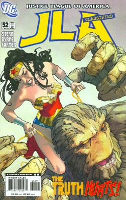JLA: Classified #52