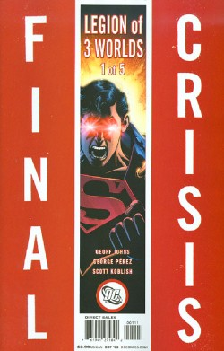 Final Crisis: Legion of Three Worlds #1