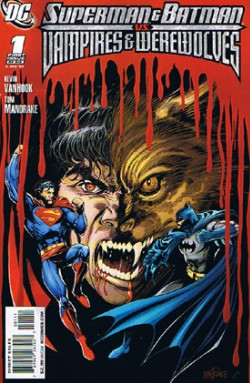 Superman and Batman vs. Vampires and Werewolves #1