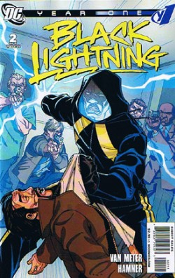 Black Lightning: Year One #2