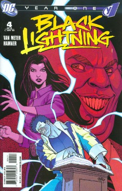 Black Lightning: Year One #4