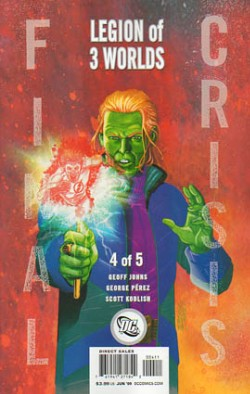 Final Crisis: Legion of Three Worlds #4