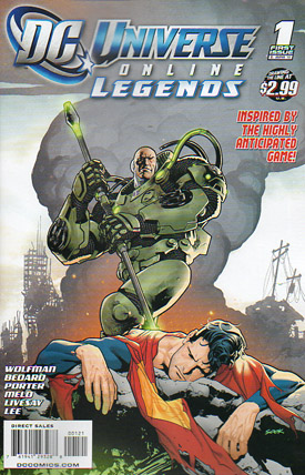 DC Universe Online Legends #1