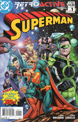 DC Retroactive: Superman - The 80s #1