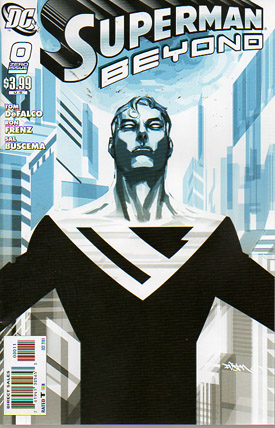 Superman: Beyond #0
