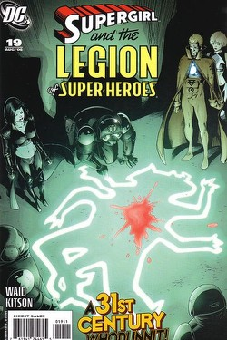 Supergirl and the Legion of Super-Heroes #19