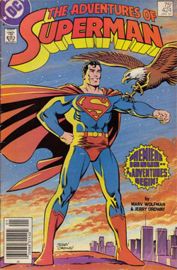 Adventures of Superman #424