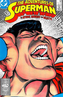 Adventures of Superman #438