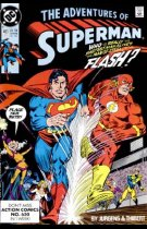 Adventures of Superman #463