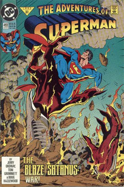 Adventures of Superman #493
