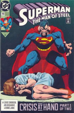 Man of Steel #16