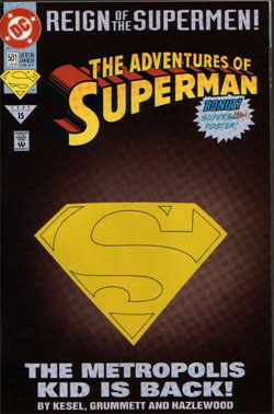 Adventures of Superman #501