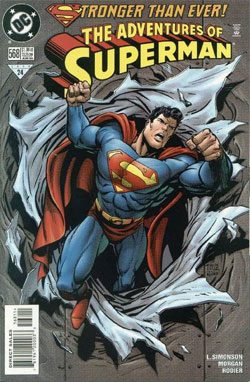 Adventures of Superman #568