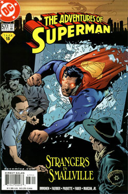 Adventures of Superman #577