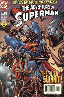 Adventures of Superman 591