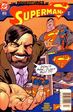 Adventures of Superman #613