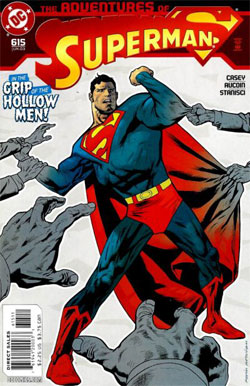 Adventures of Superman #615