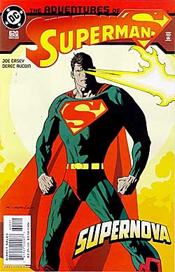 Adventures of Superman #620