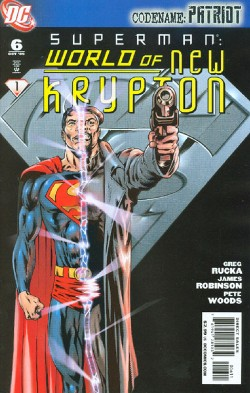 Superman: World of New Krypton #6