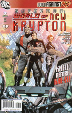 Superman: World of New Krypton #7