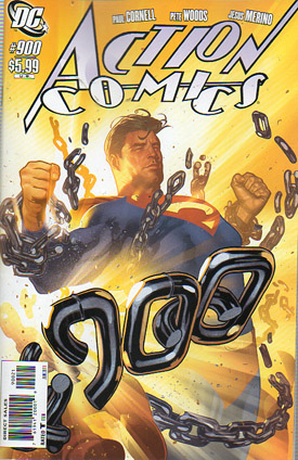 Action Comics #900 (Variant Cover)