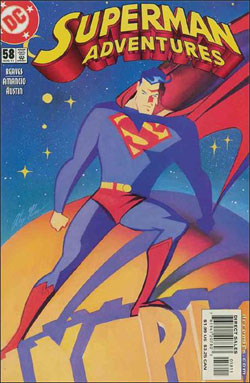 Superman Adventures #58