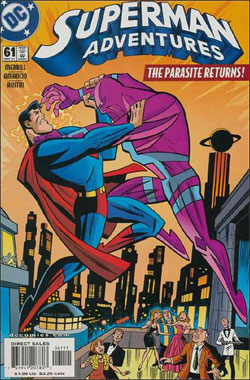 Superman Adventures #61