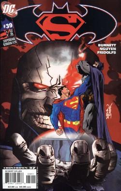 Superman homepage for Bureau 39 superman