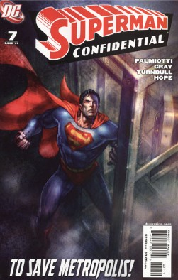 Superman Confidential #7