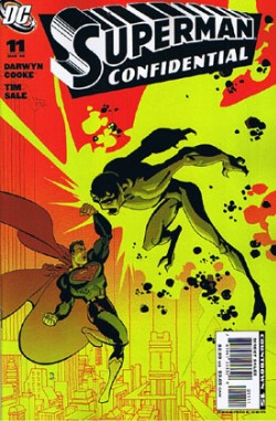 Superman Confidential #11