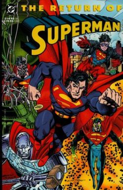 Return of Superman TPB