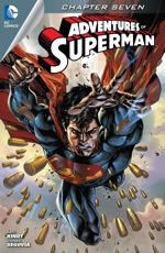 Adventures of Superman #7