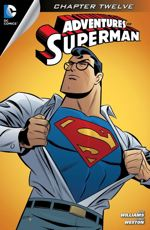Adventures of Superman #12